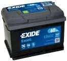 EXIDE  EB602 H/DUTY 60 AMP BATTERY UK075