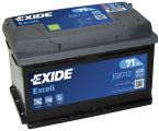 EXIDE EB712  UK 100 670EN BATTERY