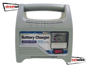 12V 6AMP BATTERY CHARGER