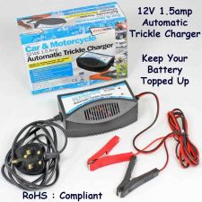 12v automatic trickle charger